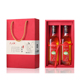 Great Sanxiang Original Flavor Organic Camellia Oil 2 x 550ml Two-bottle Gift Set ( 8 Packs per Carton )