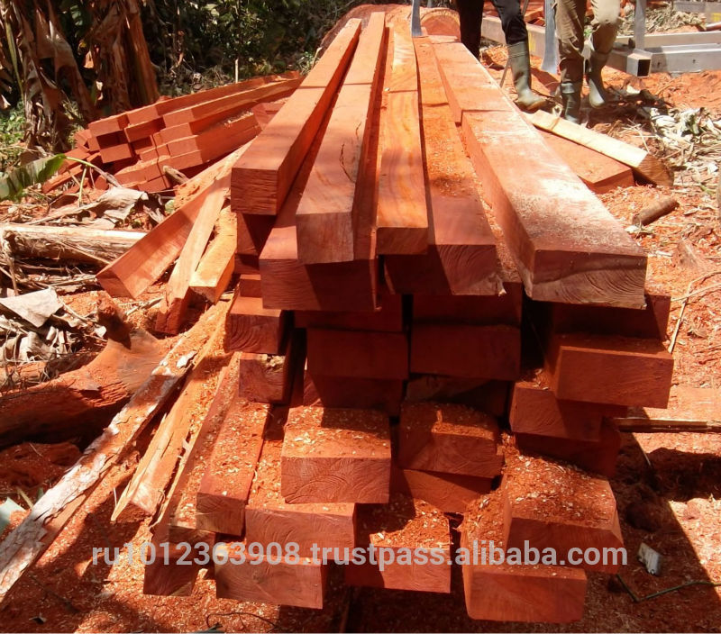 African Logs and Sawn Timber Hard and Soft