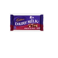 Cadbury Dairy Milk Chocolate Fruit & Nut 200g