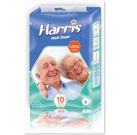 Akuna Harris Economic Adult Diapers made in Turkey