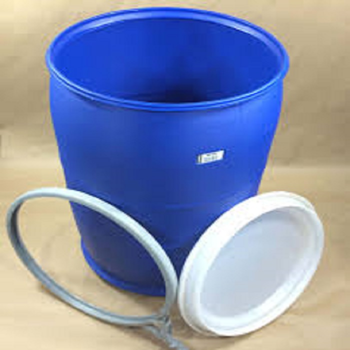 50L/60L/100L/120L/160L/200L HDPE plastic chemical barrels for sale