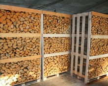 Kiln dried oak firewood Super Quality/ Moderate price