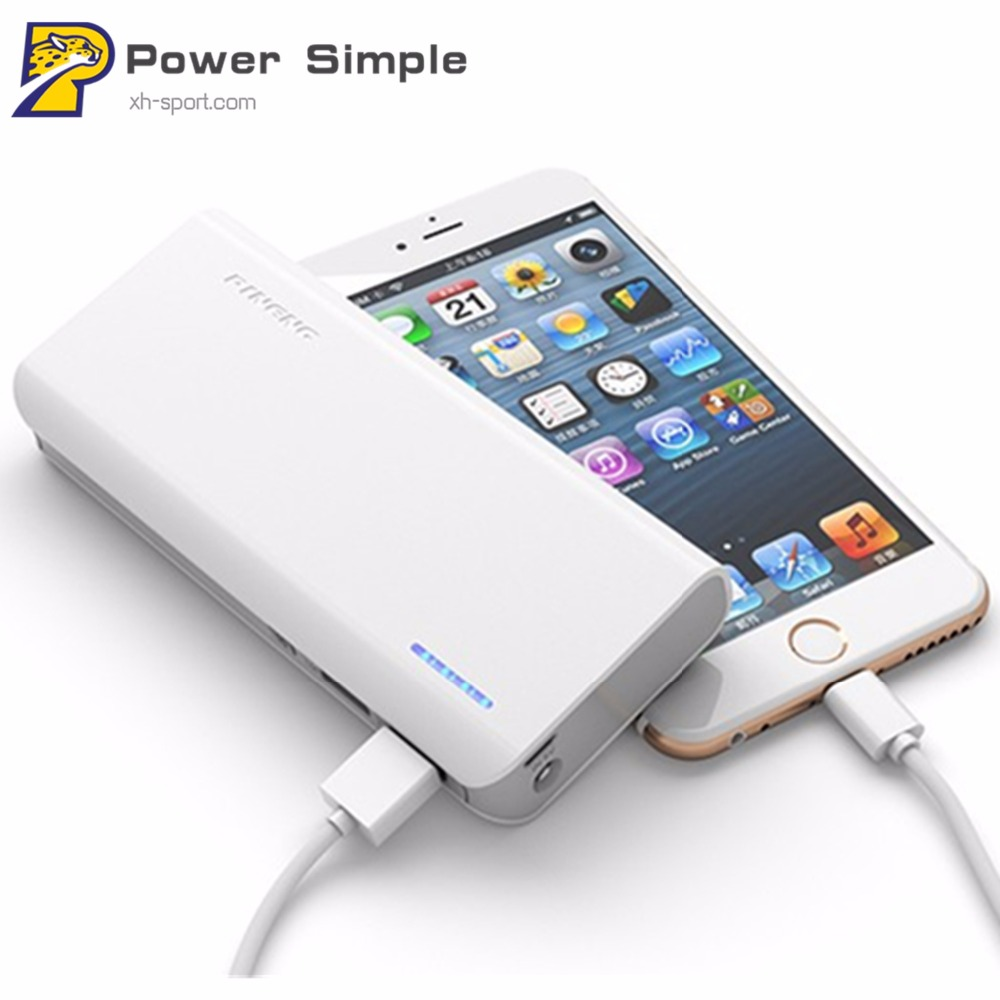 PINENG PN-978 Power Bank Batter Charger for iPhone 10000 mAh Portable Battery Mobile Power Bank USB Charger