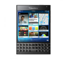[ BLACKBERRY PASSPORT - 32GB, 3GB RAM, 4G LTE, BLACK ] FACTORY UNLOCKED