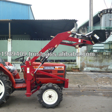 RECONDITIONED JAPANESE P19F SHIBAURA FARM 4 WD TRACTOR
