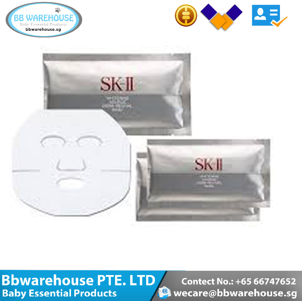 SK-II Whitening Source Derm Revival Mask 6pcs beauty machine led
