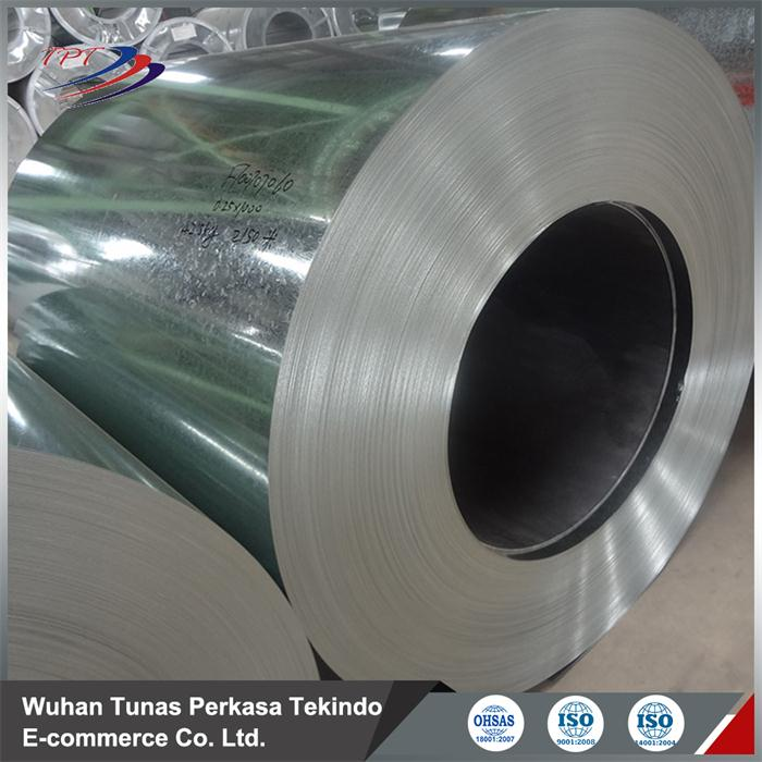 Q345B Hot Rolled Aluminum Galvanized Coil Gi
