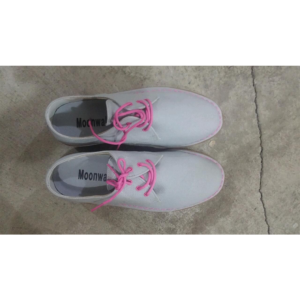 shoe stock Canvas ladies Oxford made in korea