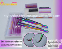 New Model Of Volume Lash Tweezers / Best Tweezers For Eyelash Extension / From STYLISH BEAUTY INDUSTRY Pakistan