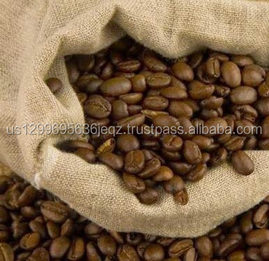 Buy Quality Arabica & Robusta Unroasted Coffee Beans less price with yummy taste