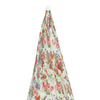 The Best Quality Deluxe Sun Beach Umbrella with Flower Fabric