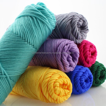 Organic Cotton Yarn high quality