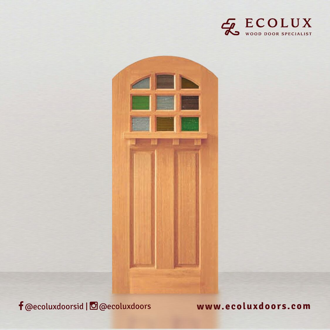 High Quality Press Door, Teak Wood Door Model and Design for House