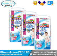 GOON Girl Pants XXL36 x 3 packs disposable baby diapers