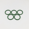 Green rubber Electrical Connector O RING seals