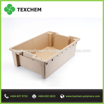 Polymer storage Plastic Container