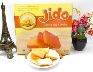 Jido cheese egg cookies 250gr - PM01