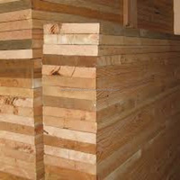 White and red Oak Unedged Lumber