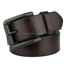 New selling trendy style man classic pu leather automatic belt from manufacturer