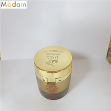 Korea wholesale market agent imported face korean care black skin whitening cream