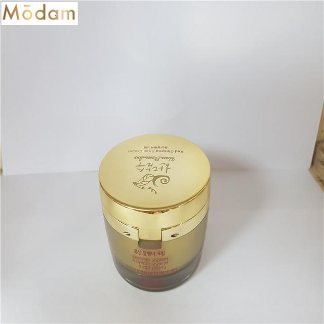 Korea wholesale market agent imported face korean care black skin whitening cream