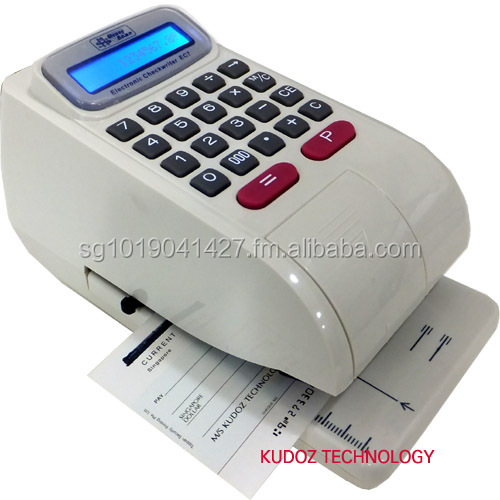 Check / Cheque Writer / Printer (In Singapore)