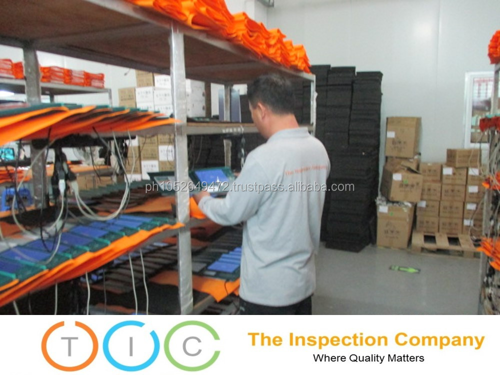 Quality control inspection service Philippines Tablet PC