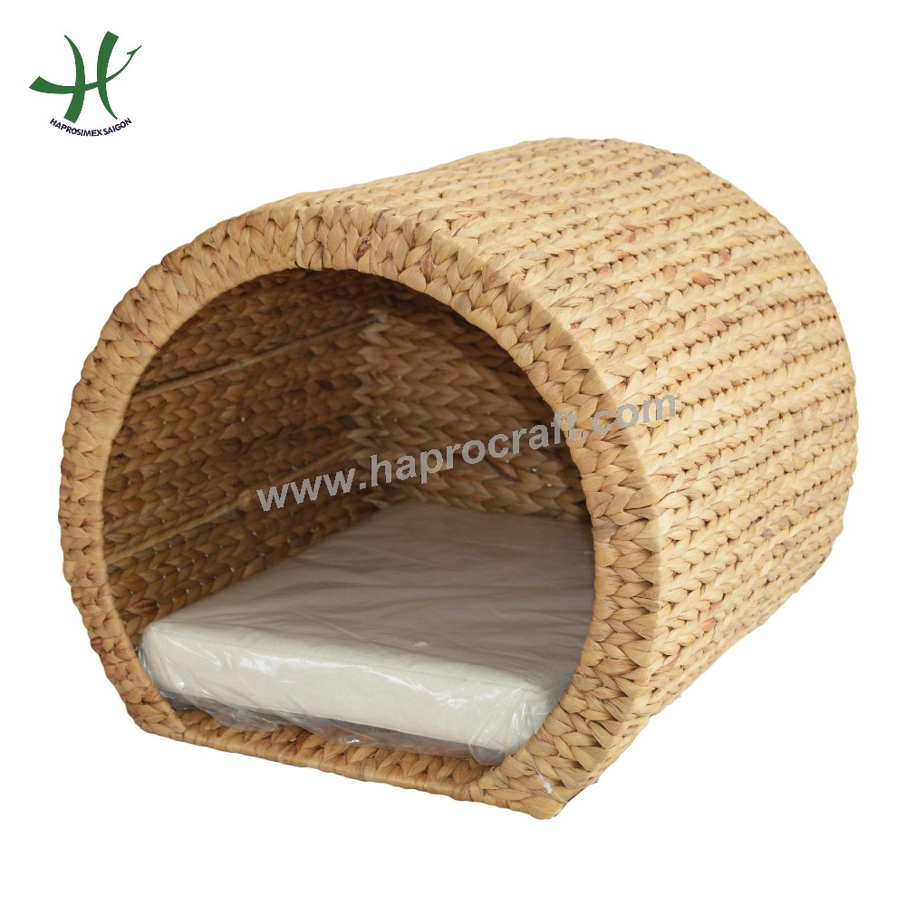 Tube pet house, handmade pet cage & carrier