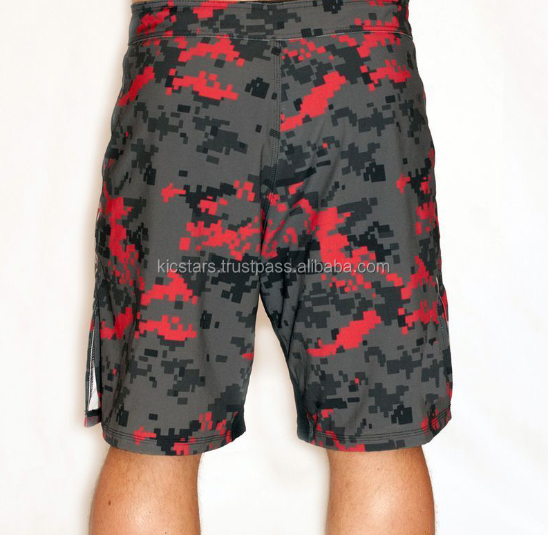 Latest custom sublimation MMA shorts,boxing shorts