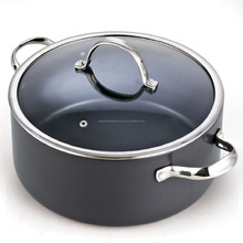 High quality stainless steel cookware casserole
