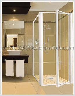 Origin Aluminium Pivot Shower Door