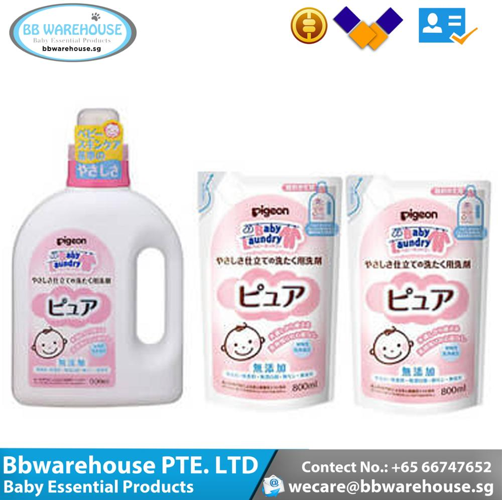 Pigeon Baby Laundry Detergent (Pure) Set