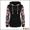 Winter Style Sublimation Printed Pullover Hoodies For Women