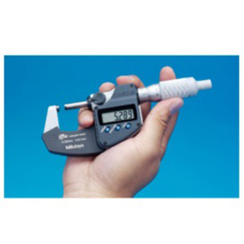 Mitutoyo Japan quality with waterproof micrometer head