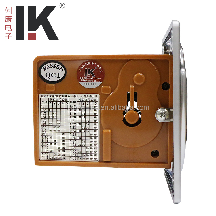 LK009SF Lottery machine ticket dispenser used for online casino gambling machines