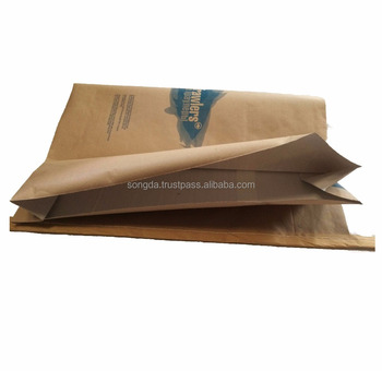 White or Brown kraft paper bags