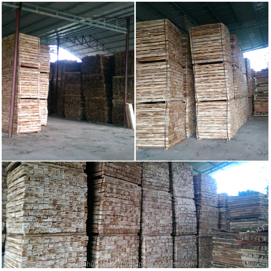 VIET NAM ACACIA SAWN TIMBER