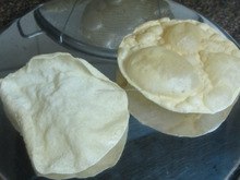 OVM Brand Of Indian Papadum