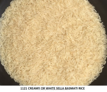 25kg bag of basmati rice