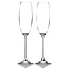 Transparent Lead-Free Crystal Glass Stemware Goblets Champagne Flutes Party Glassware
