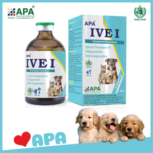 APA Ive I | Best choice Dog Medicine with Ivermectin Injection| Ivermectin for Dogs