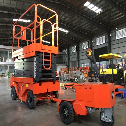 Stand On 2000kg Capacity Battery Tow Tractor