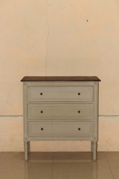 Indonesia Furniture-Wales Chest 3 Drawer-Classic Furniture