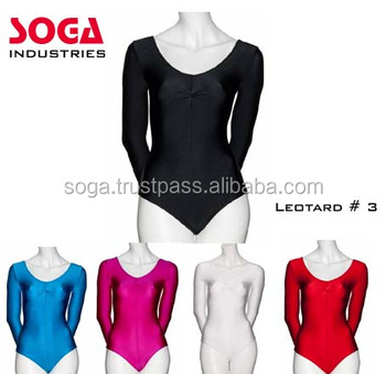 ALL COLOURS ADULTS LADIES SLEEVELESS RUCHED DANCE GYMNASTICS LEOTARD
