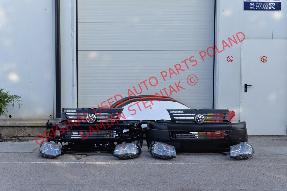 USED ORIGINAL CAR PARTS VW TRANSPORTER