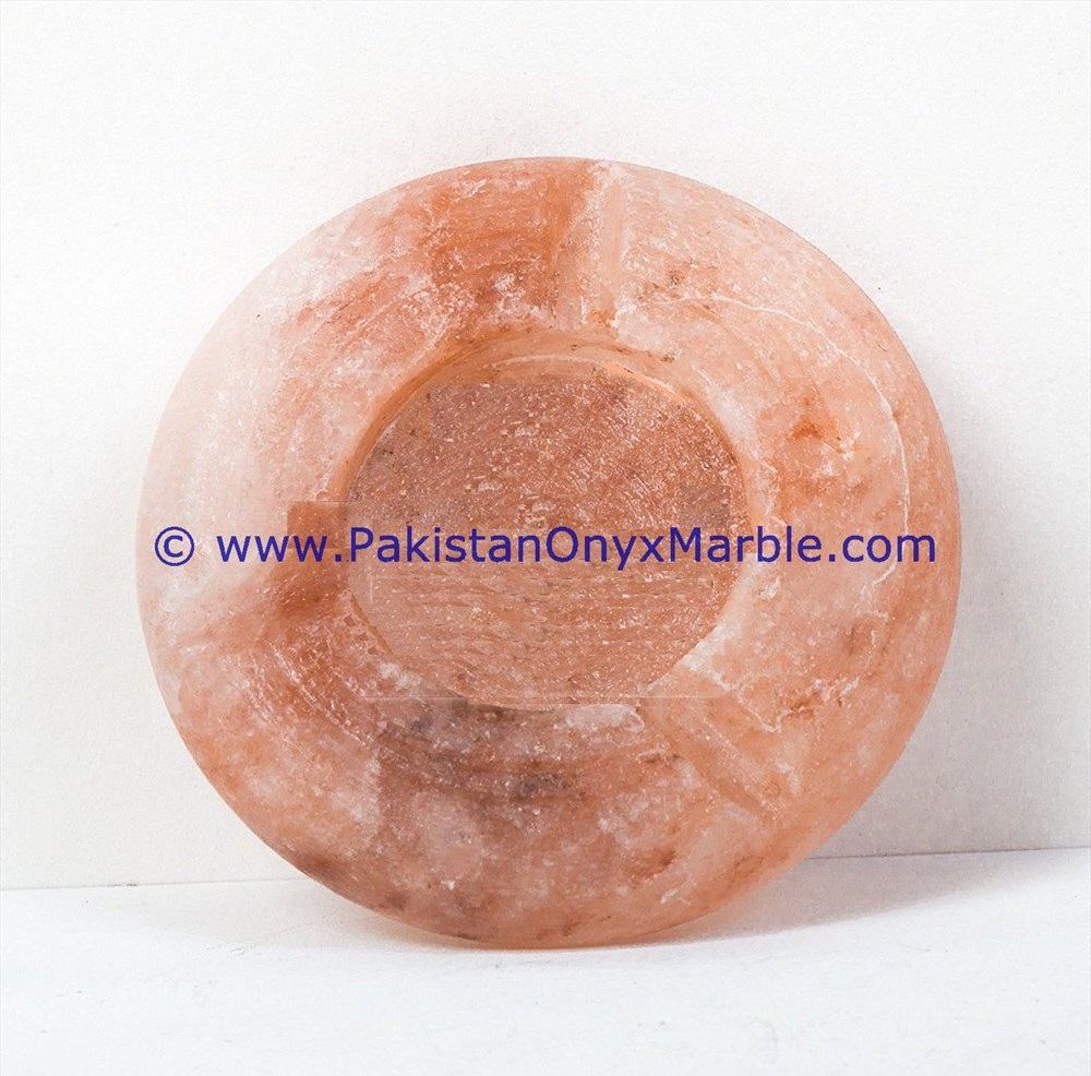 HIGH QUALITY PURE NATURAL BEST PRICE HIMALAYAN SALT ASHTRAYS