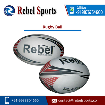 Contemporary Design Rugby Balls