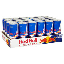 AUSTRIAN ORIGIN RED BULL ENERGY DRINKS 250ml , 350ml , 750ML