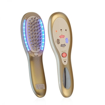 LED photon anti hair loss treatment beauty personal care beauty instrument laser comb for hair growth