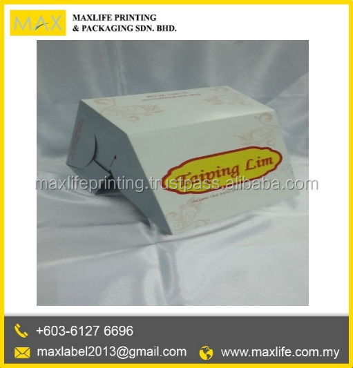 High Quality Customized Cardboard Box Packaging